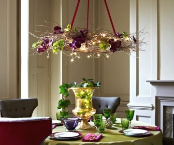 Kerst Tafel Decoratie : Kerst tafel decoratie 3 u2013 maison mansion