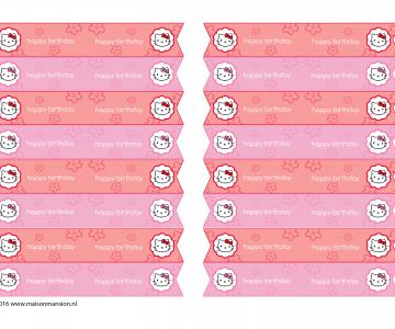 hello-kitty-straw-flags-printable