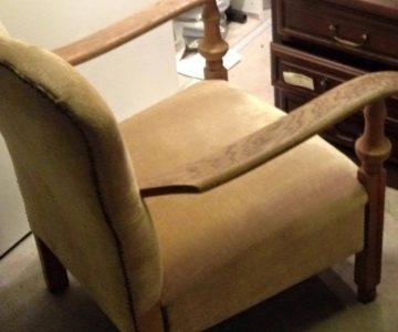 Leren Stoel Verven : Maison mansion verf je stoffen stoel tokyoughoul re kousatu netabare