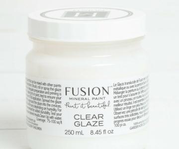 clear, Clear Glaze, Glaze, Glaze Fusion, Fusion