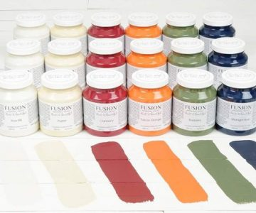 Fusion mineral Paint product