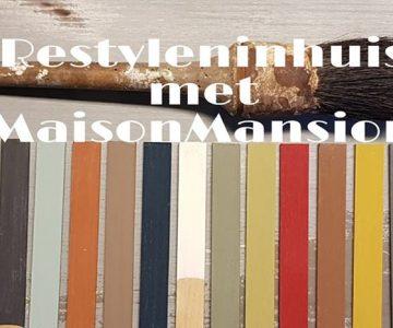 Facebookgroep restyleninhuis MaisonMansion