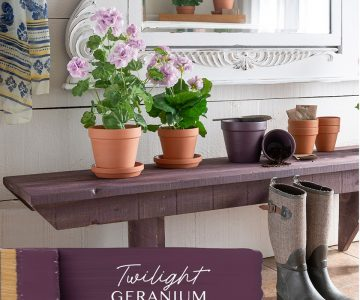 Twilight geranium Fusion mineral paint maisonmansion